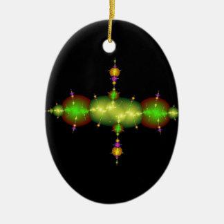fractal arts christmas ornament