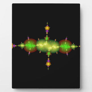fractal arts plaque