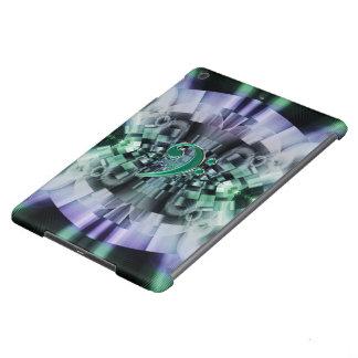 Fractal Bass Clef Music iPad Air Case