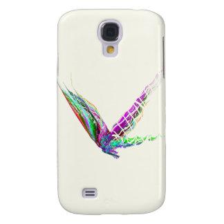 Fractal - Butterfly in Flight Galaxy S4 Cases