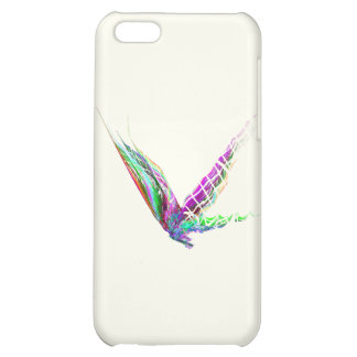 Fractal - Butterfly in Flight iPhone 5C Cases