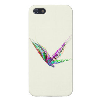Fractal - Butterfly in Flight iPhone 5/5S Cover
