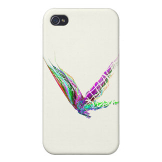 Fractal - Butterfly in Flight iPhone 4/4S Cover