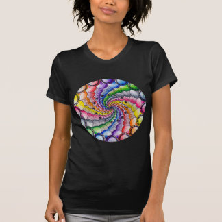 Fractal by Chroma sappHo T-shirt