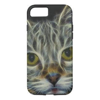 Fractal Cat iPhone 7 Case