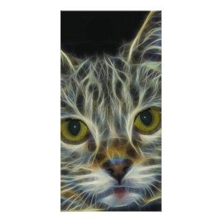 Fractal Cat Photo Cards