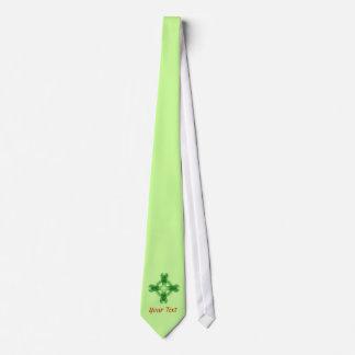 Fractal Celtic Cross Tie