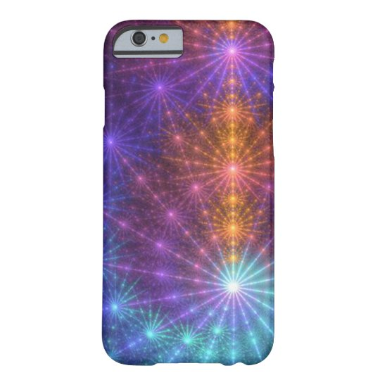 Fractal Chakras Barely There iPhone 6 Case