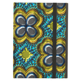 Fractal Chromatic 2 Powiscase Case For iPad Air