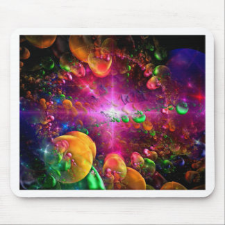 Fractal collection mouse mat