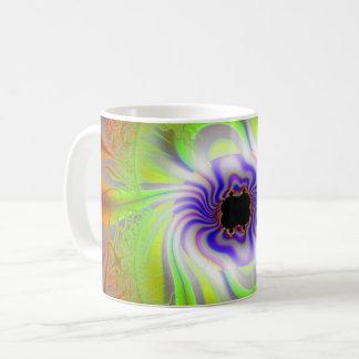 Fractal Colorful Coffee Mug