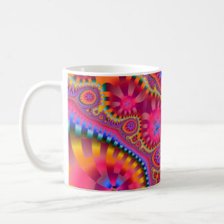 Fractal Dandy Candy Coffee Mug