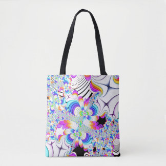 Fractal Day Dreams Tote Bag
