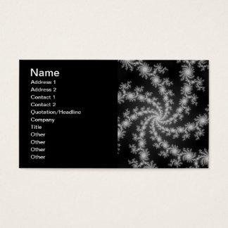 Fractal Design Business Card