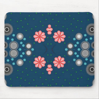 Fractal Design for Life (Phone covers...etc) Mouse Pad
