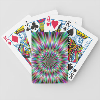 Fractal Explosion Playing Cards