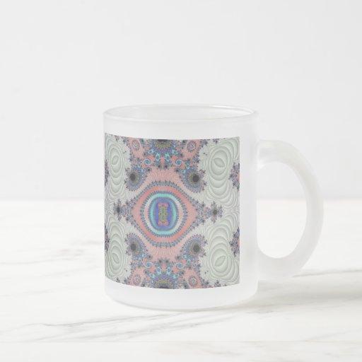 Fractal Eye Coffee Mugs