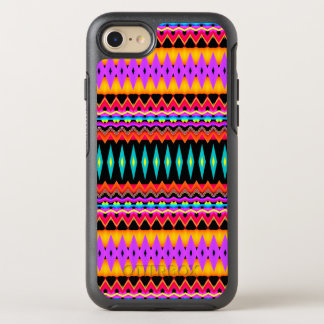 Fractal Fiesta Bright Colors OtterBox Symmetry iPhone 8/7 Case