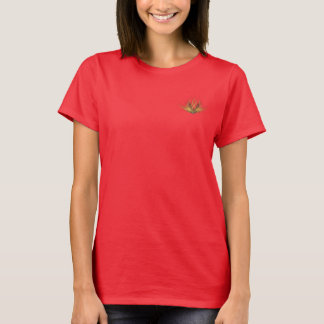 Fractal Firebird Womens T Shirt