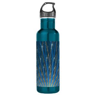 Fractal Fireworks 710 Ml Water Bottle