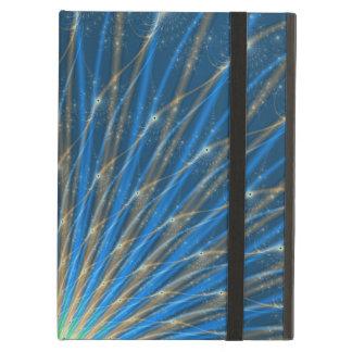Fractal Fireworks Powis iCase for iPad iPad Folio Case