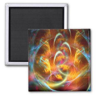 Fractal Flame Magnet