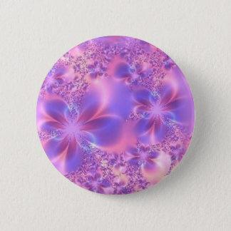 Fractal Flower Button