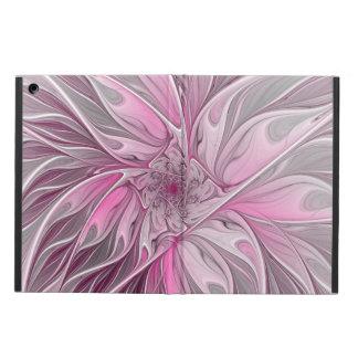 Fractal Flower Dream, floral Fantasy Pattern Case For iPad Air
