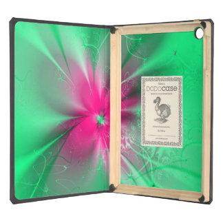 Fractal flower iPad air case
