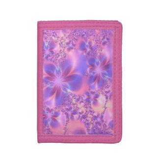 Fractal Flower Wallet