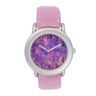 Fractal Flower Watch