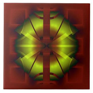 Fractal Geometry Tile