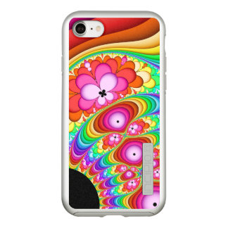 Fractal Groovy Trip Incipio DualPro Shine iPhone 7 Case