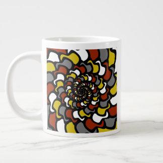 """Fractal Hats"" Giant Coffee Mug"