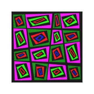 Fractal I by Blaise Gauba Canvas Print