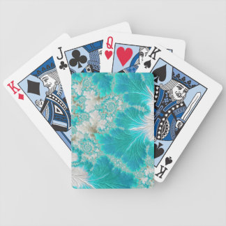 Fractal Image Bicycle Playing Cards