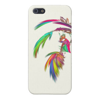 Fractal - Indian Chief Cover For iPhone 5