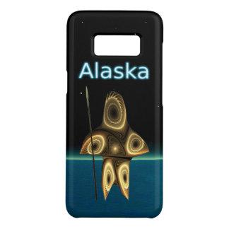 Fractal Inuit Hunter - Alaska Case-Mate Samsung Galaxy S8 Case