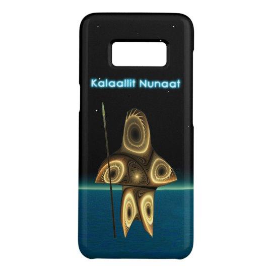 Fractal Inuit Hunter - Greenland Case-Mate Samsung Galaxy S8 Case