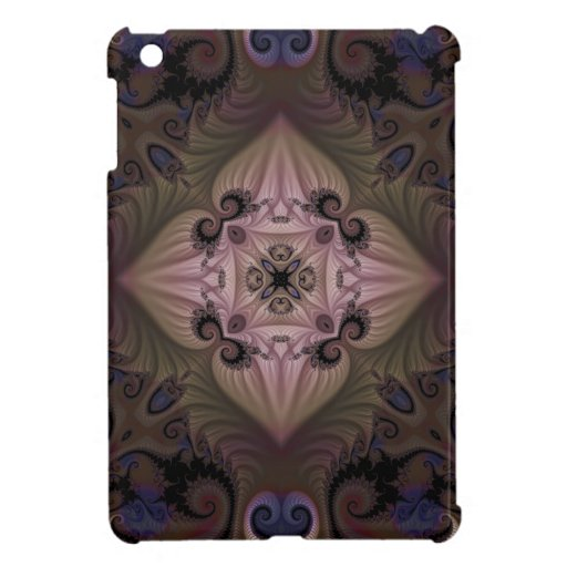 Fractal Cover For The iPad Mini