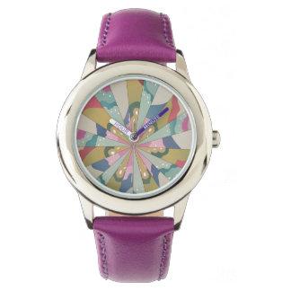 Fractal Kaleidoscope Watches