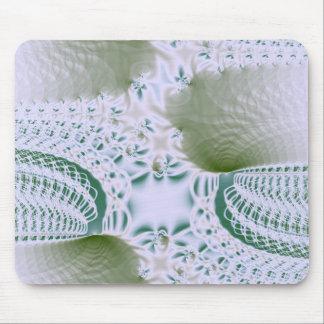 fractal lingerie lace mouse pads