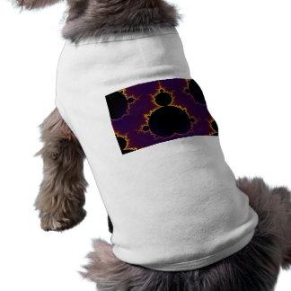 Fractal Mandelbrot Doggie T Shirt