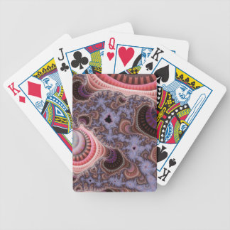 Fractal Mandelbrot New World Bicycle Playing Cards