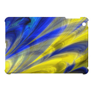 Fractal Marble 4-6 iPad Mini Case