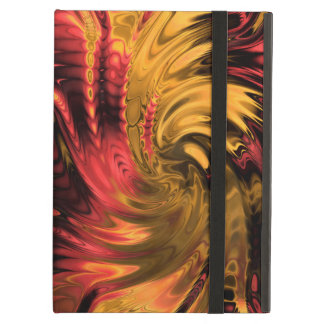 Fractal Marble 5-1 Powiscase Options iPad Air Cover
