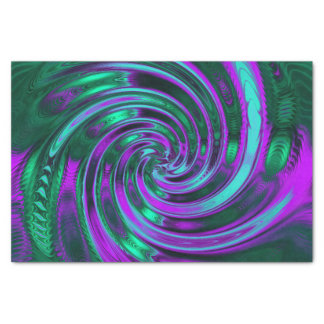 Fractal Marble 6A-B Options Tissue Paper
