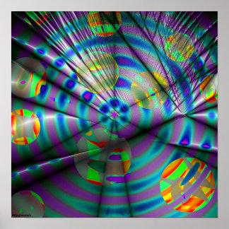 Fractal Maze 2 Poster