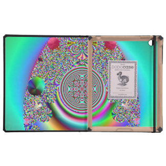 Fractal MF iPad Folio Cover