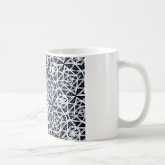 Fractal Mind Bender Basic White Mug